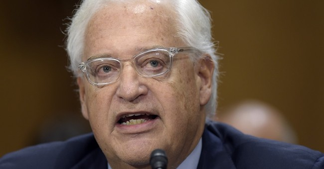 GOP-run committee backs Trump's pick for US envoy to Israel