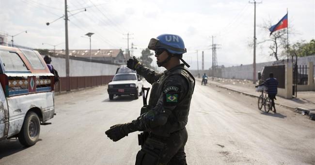 Correction: Haiti-Peacekeeper Pullout story