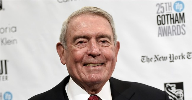Former CBS anchor Dan Rather writing book on patriotism