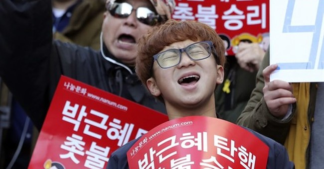How South Korea's president fell: a day-by-day look