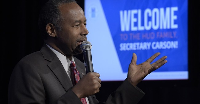HUD could face steep cuts, but Carson says numbers early