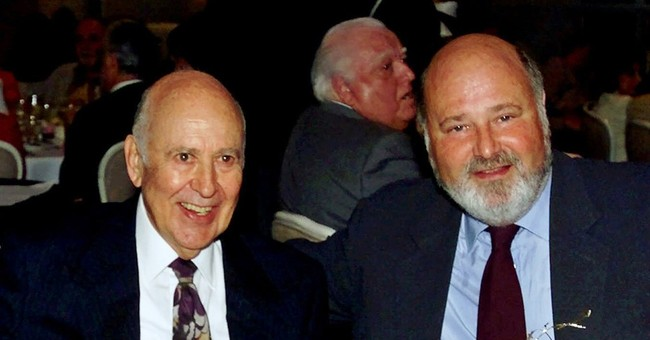 Reiner father and son to leave footprints at Chinese Theater
