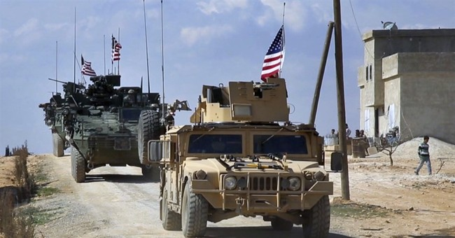 US force in Syria to help anti-IS fighters with firepower