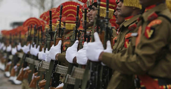 15-year-old boy, 2 rebels killed during fighting in Kashmir