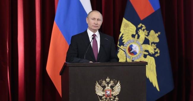 Putin fires 10 top law enforcement officials