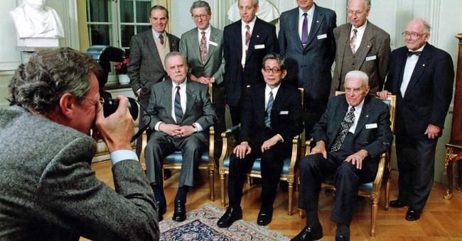 George A. Olah, who won Nobel Prize in chemistry, dies at 89