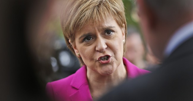 Scottish leader: 'Common sense' says 2018 independence vote