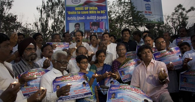 Dozens mark birthday of Indian engineer killed in America