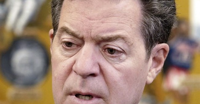 Kansas governor's clout wanes amid talk he may take new job