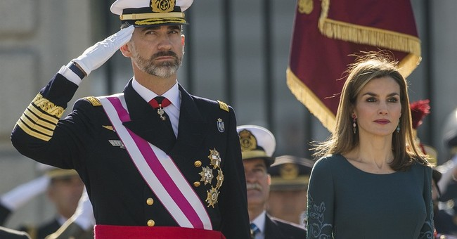 Spanish royals to make state visit to Britain in June