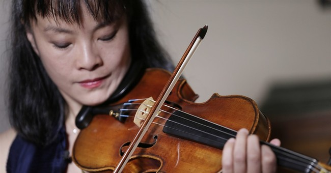 Masterpiece restored: Stolen Stradivarius will sing again