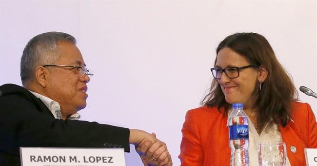 ASEAN, EU agree to lay groundwork to resume free trade talks