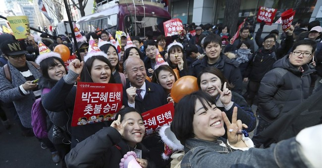 AP Explains: What's behind ouster of South Korean leader