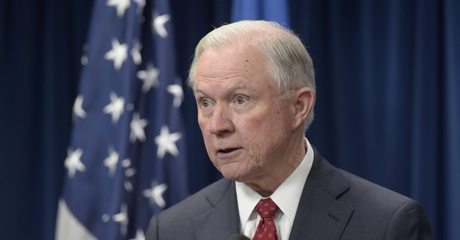 ACLU files complaint against Sessions over Senate testimony