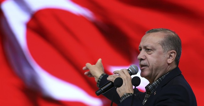 With flair but scant success, Turkey aims to repair image