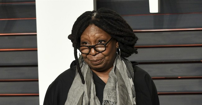 AP FACT CHECK: Whoopi Goldberg didn't criticize SEAL's widow
