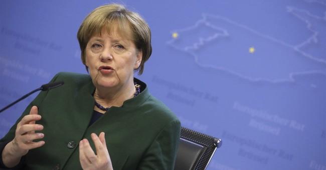 Trump, Merkel to discuss NATO, terrorism in upcoming meeting