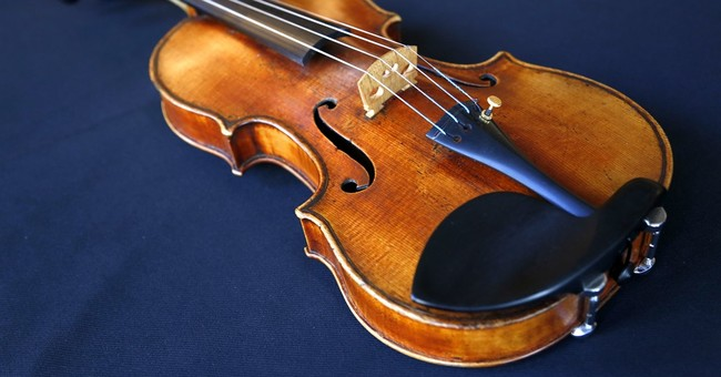 Masterpiece restored: Stolen Stradivarius will sing again
