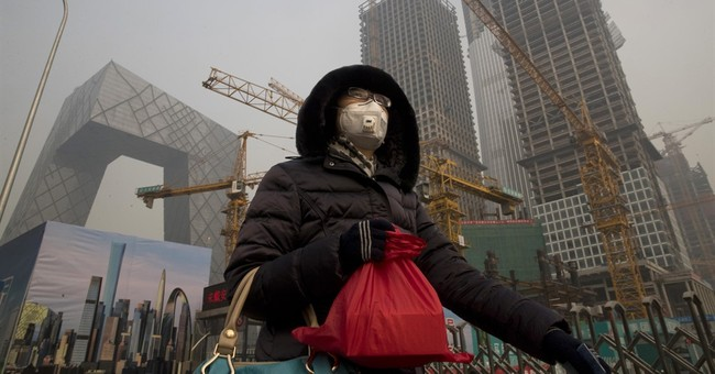 Choked by smog, Beijing creates new environmental police