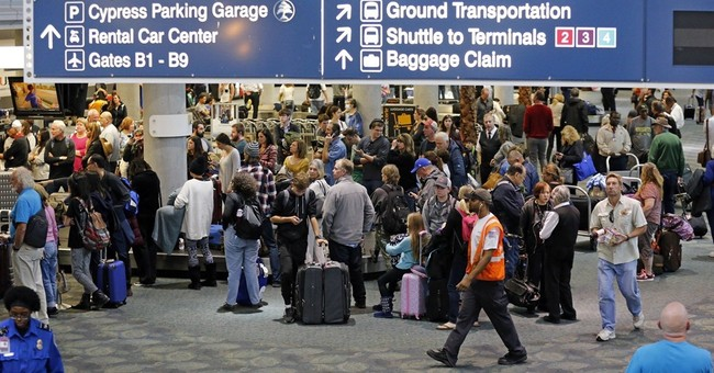 Public areas of airports seen as most vulnerable to attack