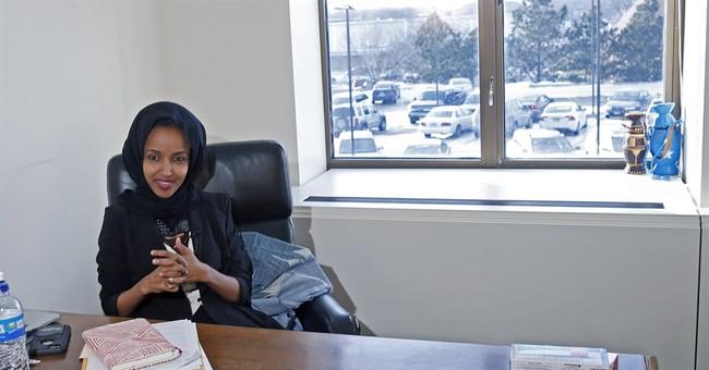 1st Somali-American lawmaker sworn in after trip to homeland