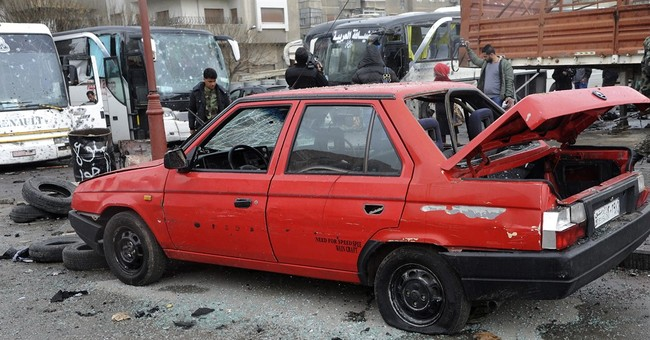 Al-Qaida-linked group claims deadly attack in Syrian capital