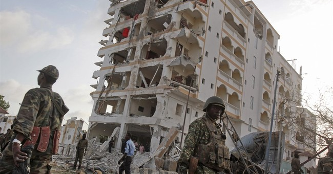 African Union force in Somalia needs troop surge, chief says
