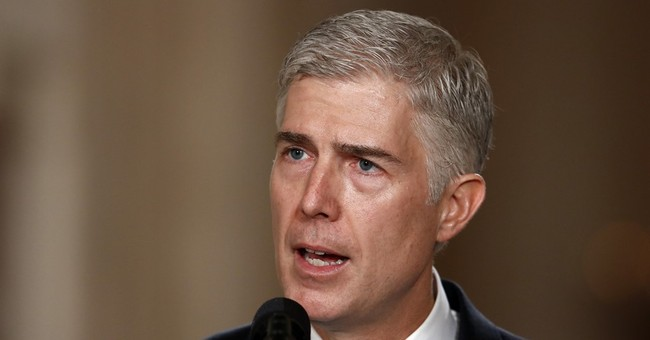 Gorsuch has ruled for police, and suspects, in crime cases