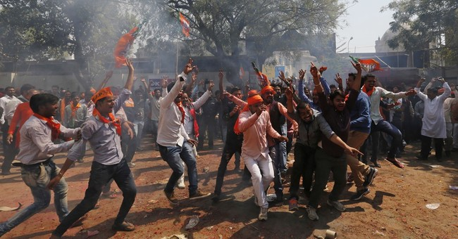 Indian PM Modi's party wins landslide in key state elections