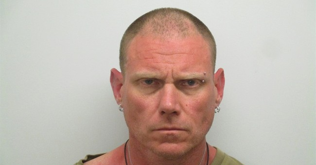 Sheriff: drunk man steals Keys forklift, 'needed to drive'