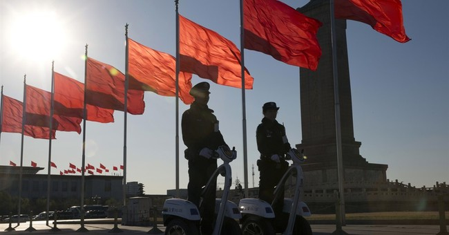 China praises courts for punishing state security crimes