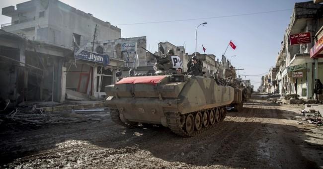 Turkey's determination against Kurds alienates US, Russia