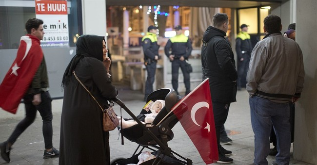 The Latest: Turkish prime minister vows strong response