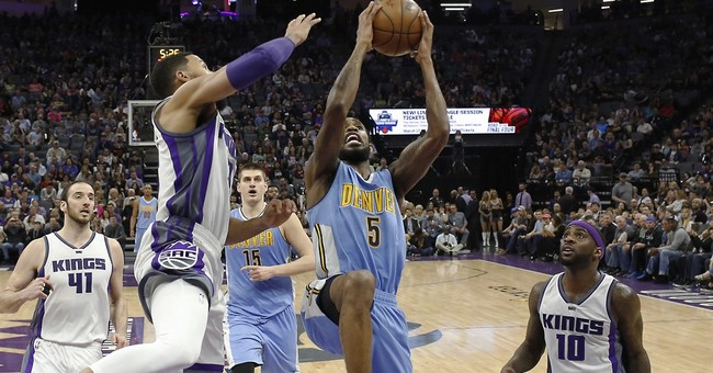 Murray's big 4th quarter helps Nuggets hold off Kings 105-92