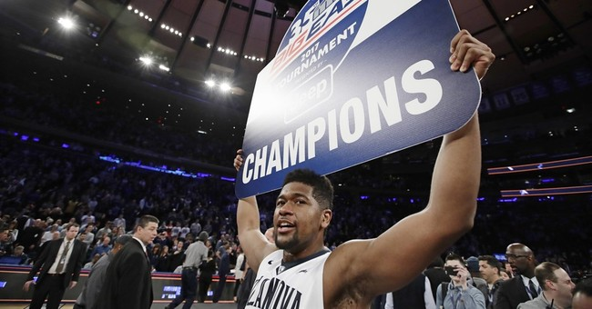 Villanova gets top seed in NCAA Tournament; Syracuse out