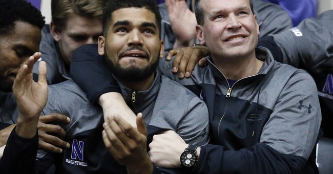March Madness: Tears, double takes, and then Northwestern