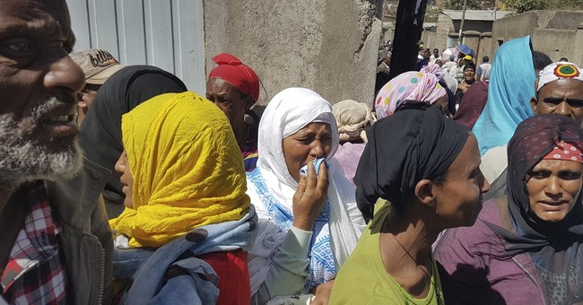 46 killed, dozens missing in Ethiopia garbage dump landslide