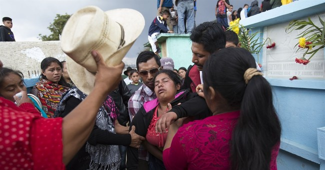 Death toll in Guatemala children's shelter fire rises to 40
