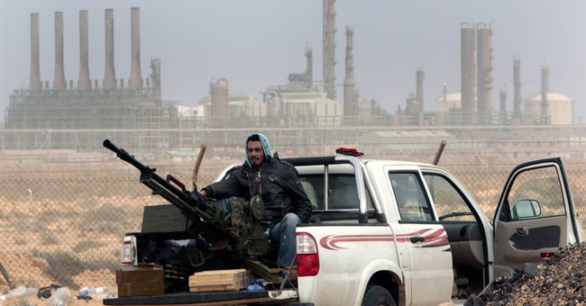 Libya's deepening split finds battleground at oil terminals