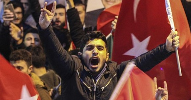 Turkish leader says Dutch will 'pay the price' for insult