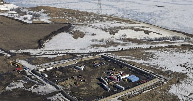 Company asks judge to reject tribal plea on oil pipeline