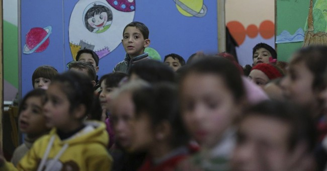 UNICEF says 2016 was worst year yet for Syria's children