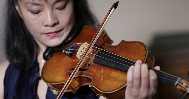 Stradivarius heard for first time since 1980 theft