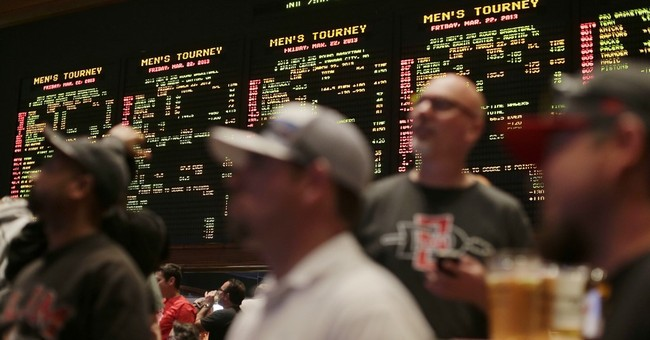 Madness: No wagering please, but go ahead and fill a bracket