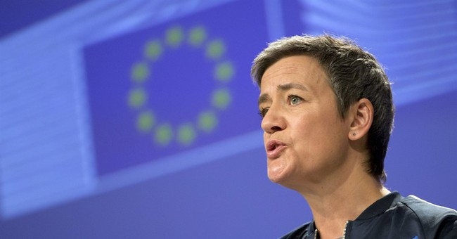 EU solves antitrust spat with Russia's state gas producer