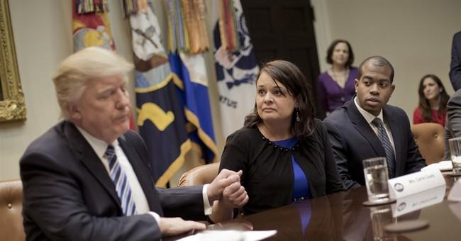 Trump: GOP bill will push insurance costs 'down, down, down'