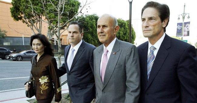 Ex-Los Angeles  County sheriff awaits verdict in 2nd trial