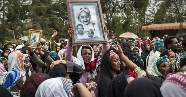 Death toll reaches 65 in Ethiopia landfill collapse