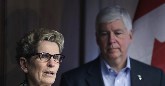 Michigan governor, Canada official want input on trade