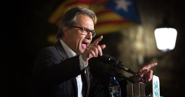 Court condemns former Catalan chief for vote on independence